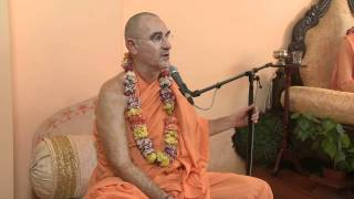 2009.06.24. Varnashrama Seminar 5 H.H. Bhaktividya Purna Swami - Riga, LATVIA