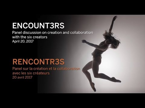 Panel Discussion on Creation and Collaboration through ENCOUNT3RS