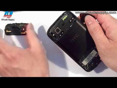 How to replace HTC Desire S LCD screen
