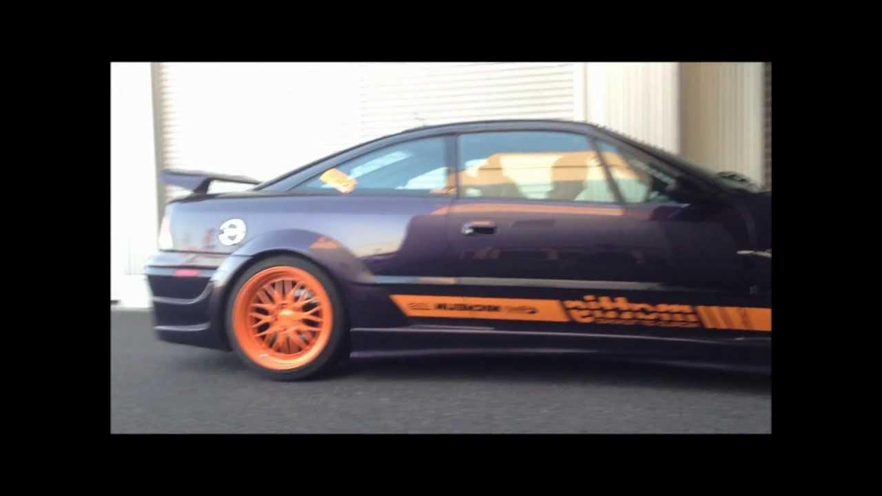 2013 Opel Calibra Tuning In Japan Youtube