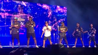 Bruno Mars - Locked Out Of Heaven - 24K MAGIC WORLD TOUR - Bogotá, Colombia