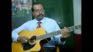 Chookar Mera Man ko guitar instrumental by Rajkumar Joseph.M