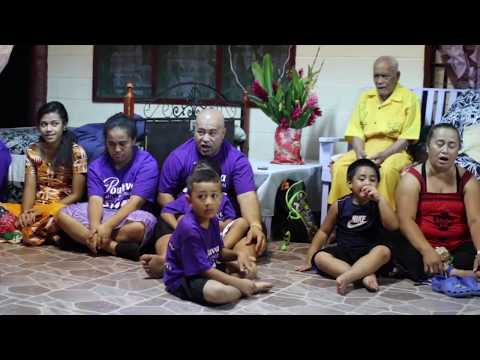 Poulava Family Reunion in Samoa July 2015