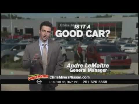 Chris Myers Nissan Great Selection Of Used Cars Youtube