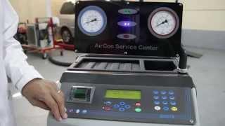 Puesta en marcha estaciones WAECO AirCon Service Mp3