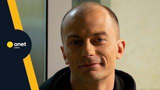 Emil Blef:  Poczułem, że znów moje słowo jest sprawcze | #OnetRANO