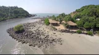 Sundowner Beach Resort Palolem Beach Goa