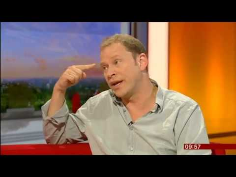 Robert  Webb  How Not to be a Boy interview