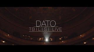 Dato - Верила (Tbilisi Live 2015)