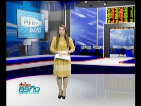 ชั่วโมงธุรกิจ 24-5-56 สรุปภาวะตลาดหุ้นไทย-เทศ