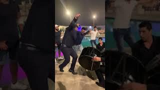 النجم محمدالعبدالله دبكة مقطع ولا اروع حاجي وجع يا شرياني مع الدبكة العكارية