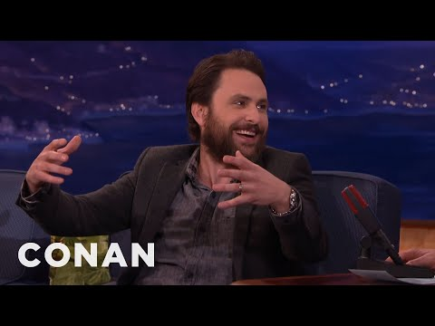 Charlie Day Almost Killed Danny DeVito   CONAN on TBS