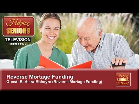 Reverse Mortgage Funding
