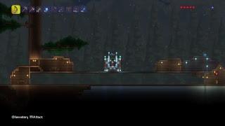 Прохождение игры|Terraria #16 (НОВЫЙ СЕЗОН ЗА СТРЕЛКА) [PS4]