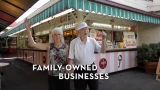 Los Angeles Farmers Market | 3rd & Fairfax | TV Commercial [HD] | (2015)
