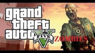 GTA 5 Zombie Apocalypse Mod / Beginning of the END thumbnail