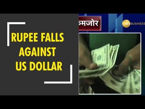 Rupee breaches 69.62 against US dollar
