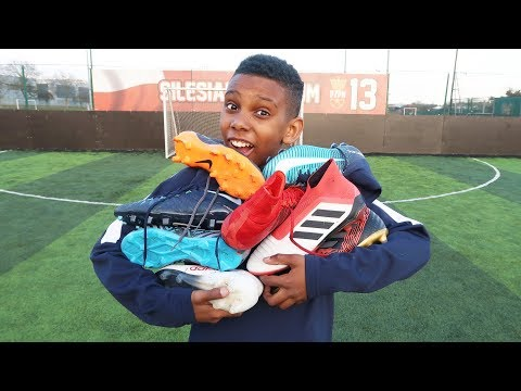 My football boots collection   kailem