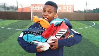 My Football Boots Collection | Kailem