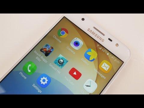 Samsung Galaxy J7 Prime | Test de velocidad y multitareas