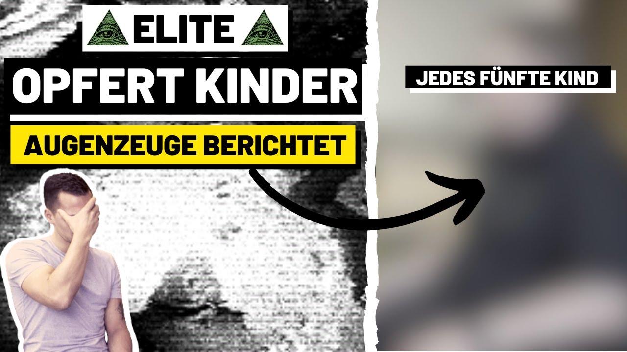"Elitäres Pädophilen Netzwerk – ""Party"" gesprengt - Augenzeuge berichtet - Leihmütter, Folter, Teufel"