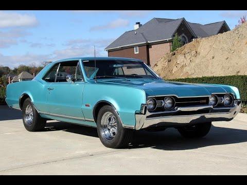 1967 Oldsmobile 442 For Sale