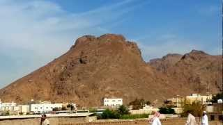 Mount Uhud(Jabal Uhud) Madina Hajj  Battle of Badr