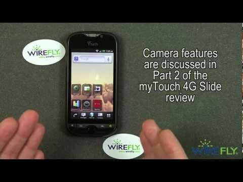 T-Mobile myTouch 4G Slide Review - Part 1