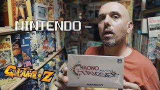 CULTURE Z - NINTENDO (Game and watch & super nintendo)