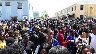 Miami High School Students Walk Out After Shooting thumbnail