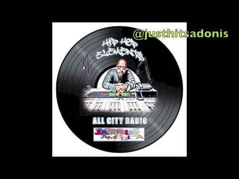 Big Quint (U.D.I.)  Interview - HIPHOP ELEMENTS ALL CITY RADIO