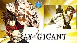 Ray Gigant Gameplay 60fps