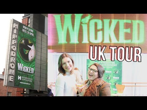 WICKED the Musical (Tour - Birmingham) 💚REVIEW (Rukaya Cesar)