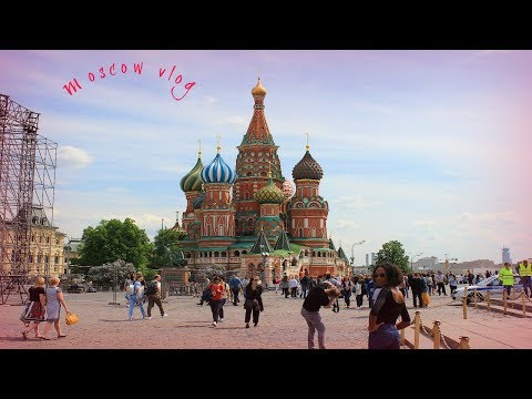 MOSCOW, RUSSIA: The Red Square