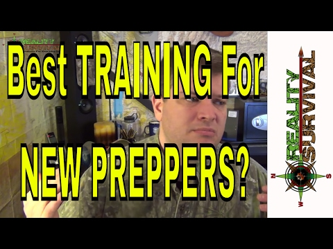 What Training Should New Preppers Attend? Survival & Prepping QOTW