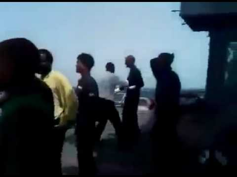Indian Naval Ship Clashes with Pakistani Naval Vessels (Rare Video)