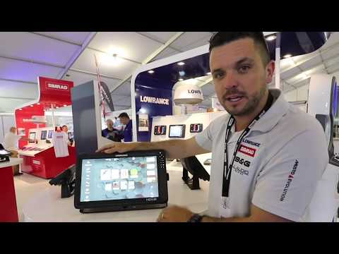Lowrance HDS Carbon walk through with Ken Thompson