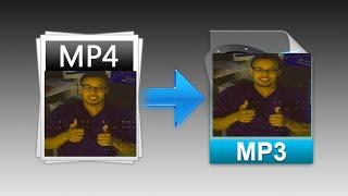 sidee video  maqal iyo muuqaal uga dhigeysaa maqal kali (MP4 to MP3)