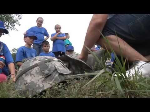 Wisconsin National Guard Youth Camp 2014