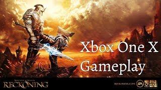 Kingdoms of Amalur: Reckoning - Xbox One X Backwards Compatible Gameplay