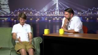 Skaties NācTV: autosportists Haralds Šlēgelmilhs