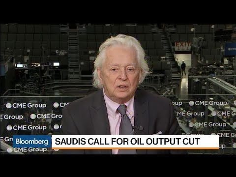 Saudi Arabia's Call for an Output Cut Pushes Oil Prices Higher