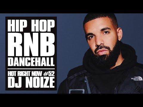 🔥 Hot Right Now #52   Urban Club Mix January 2020   New Hip Hop R&B Rap Dancehall Songs   DJ Noize