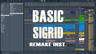 Sigrid - Basic Full Remake Instrumental