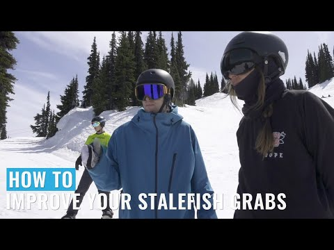 How To Improve Your Stalefish Grabs