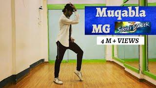 Muqabla Song - Street Dancer 3D | Dance Video | Prabhu Deva | Varun Dhawan | Dance By - MG |