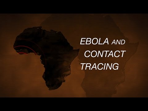 Ebola and Contact Tracing