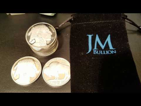 10 ounces of Silver at spot | JM Bullion