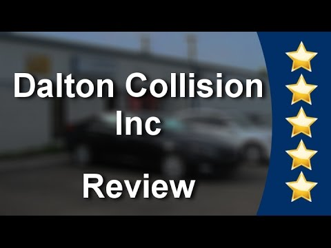 Auto Body Repair Knoxville TN | Dalton Collision Wonderful 5 Star Review by Tony C.