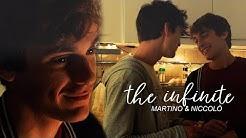 martino & niccolò | the infinite [skam italia]